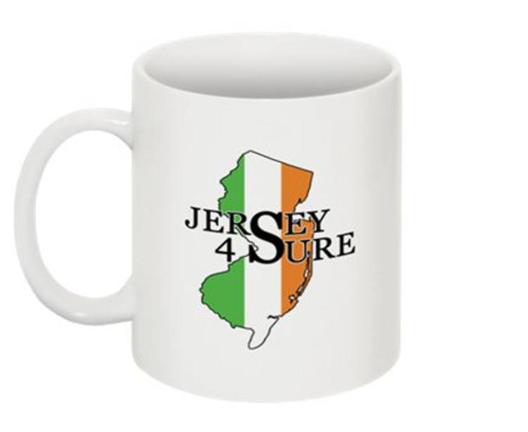 Irish Jersey 4 Sure Mug