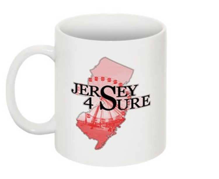 Jersey 4 Sure Red Ferris Wheel Mug
