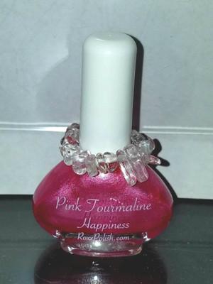 Pink Tourmaline Polish