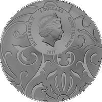 2017 SCARAB SELECTION Set 3x1 Oz Silver Coin 5$ Cook Islands