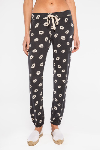 PJ Salvage Spread Love Banded Pant