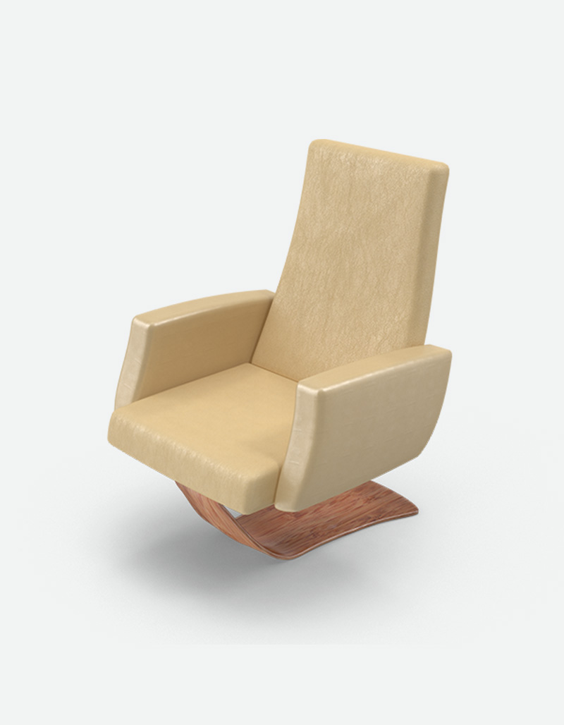 Matbug Arm Chair