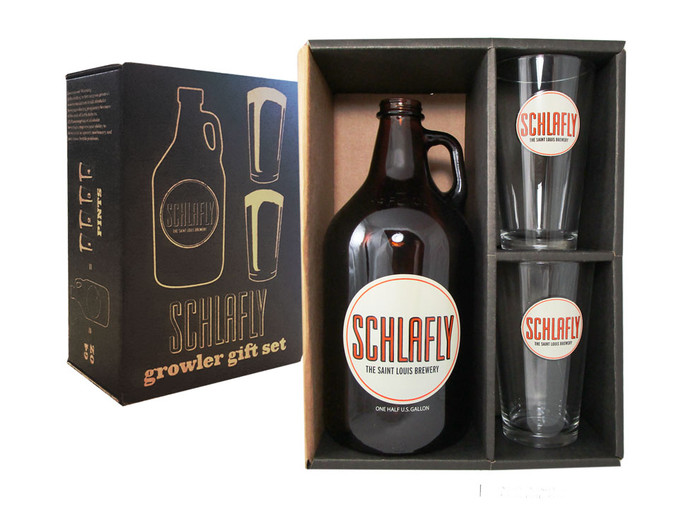 GROWLER GIFT SET