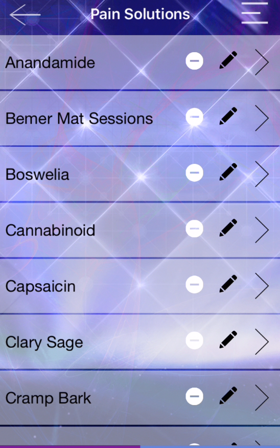 Pain Resolution Custom LIbraries for your Genius