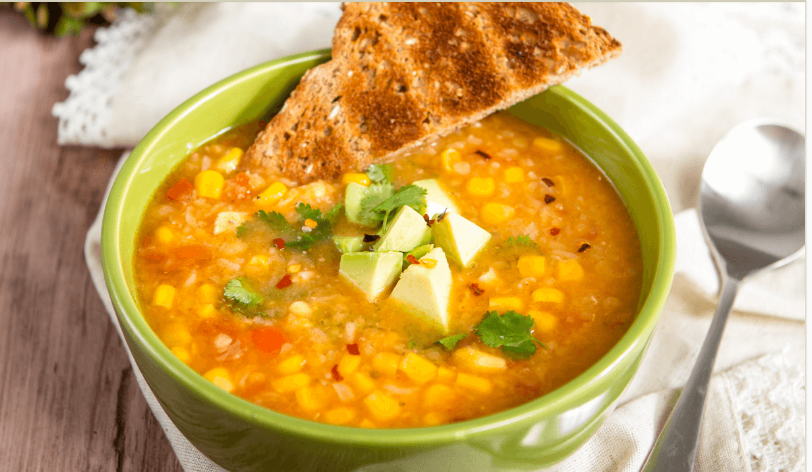 Spicy Red Lentil Soup