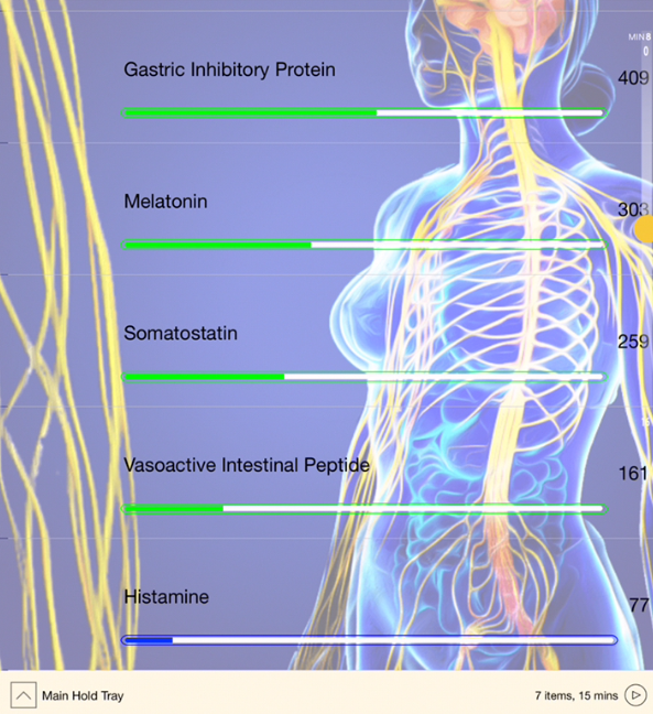 GI Hormones and Nervous System - Understand the hormones and nerve systems that are challenging digestion!