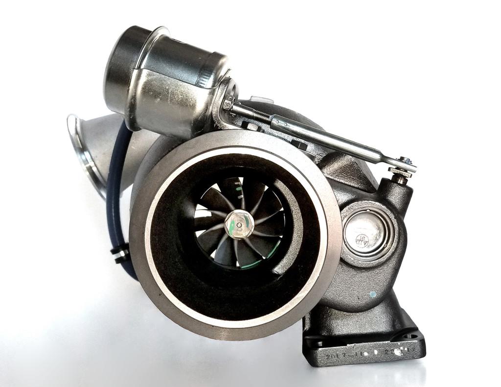 Detroit Diesel Series 60 Wastegate and Non Wastegated Models