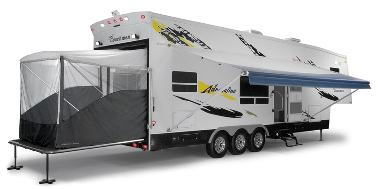 Toy Hauler Camper Accessories And Equipment