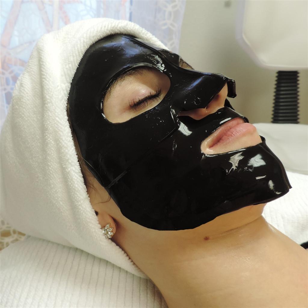 Detoxifying Charcoal Infusion Mask