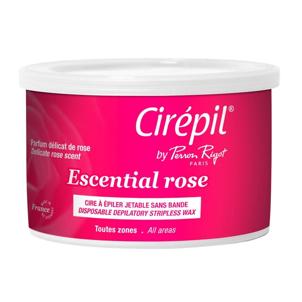 Cirepil Escential Rose NO STRIP HARD Wax 400g