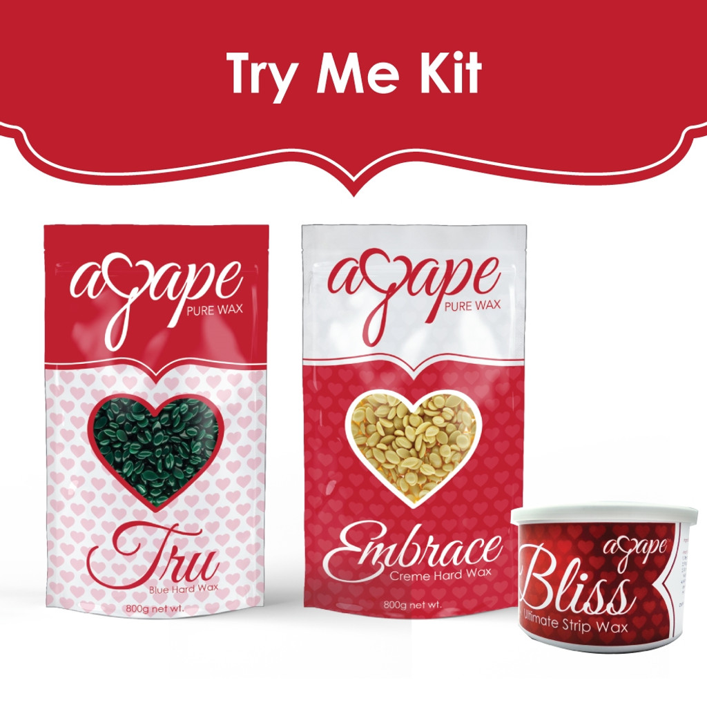Try Me Wax Kit