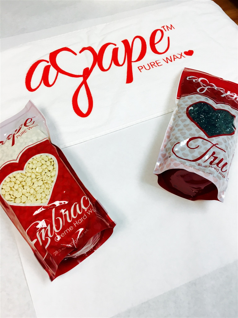 Agape Brazilian Wax Towel