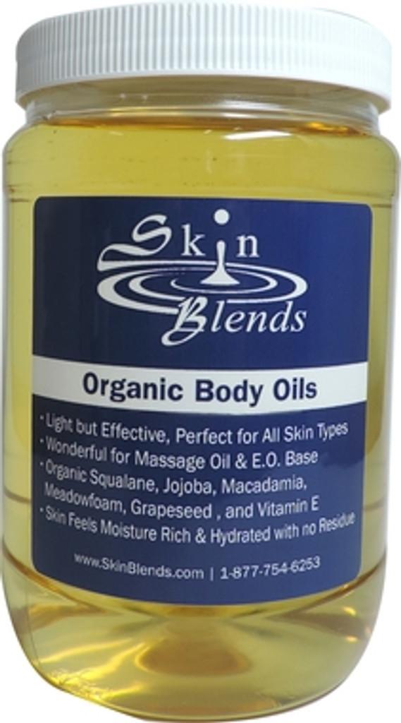 Organic Body Oils, 32 oz