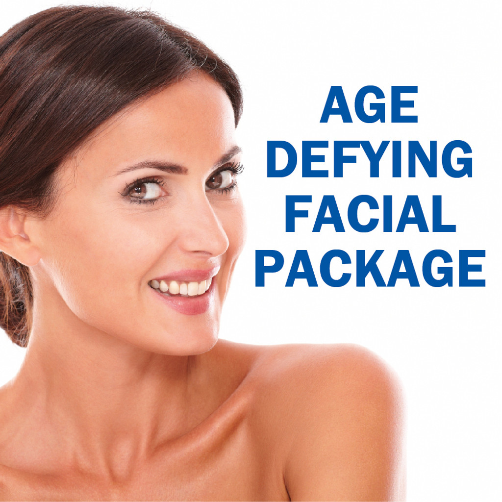Age Defying Facial Package