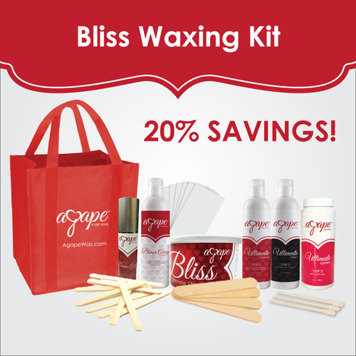 Bliss Waxing Kit