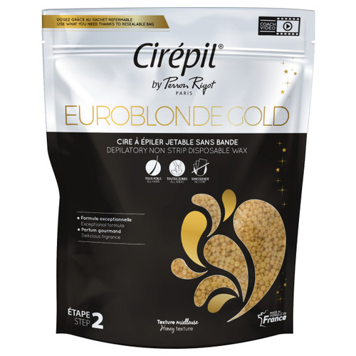 Cirepil Euroblonde NO STRIP HARD Wax 800g