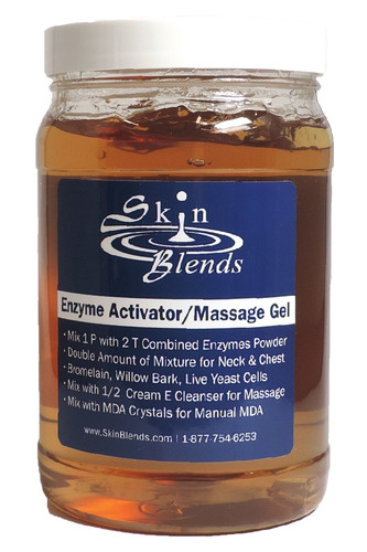 Enzyme Activator / Massage Gel
