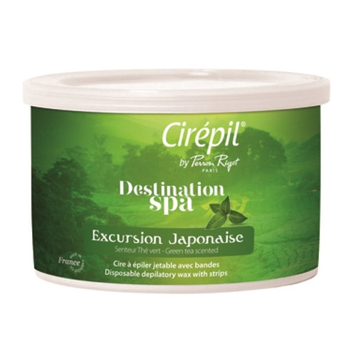 Cirepil Green Tea STRIP Wax 400g