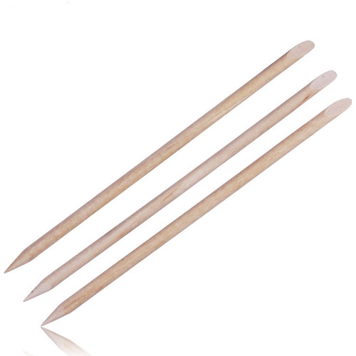 Double-Sided Orangewood Sticks