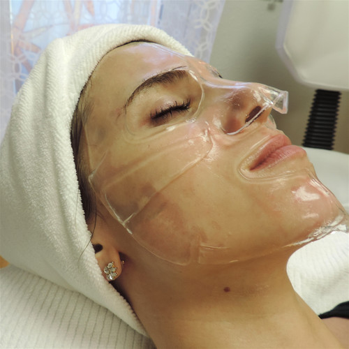 Firming Infusion Gelly Facial Mask