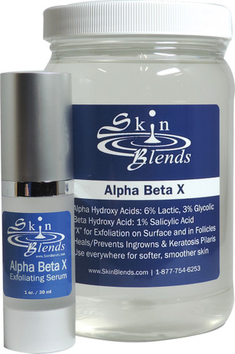 Alpha Beta X 36oz