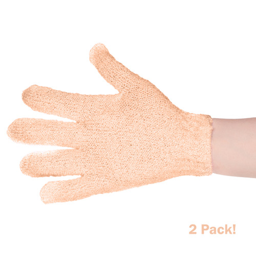 Exfoliating Gloves - 2/pkg