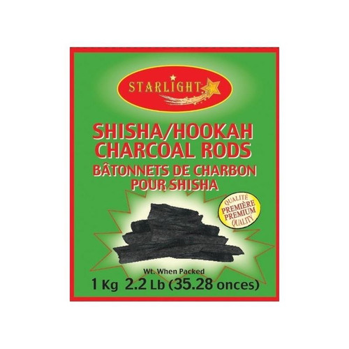 Natural Oak (Sindian) Charcoal Rods