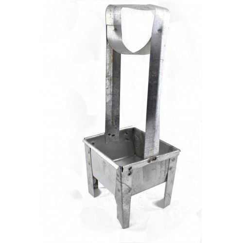 Tin Charcoal Carrier