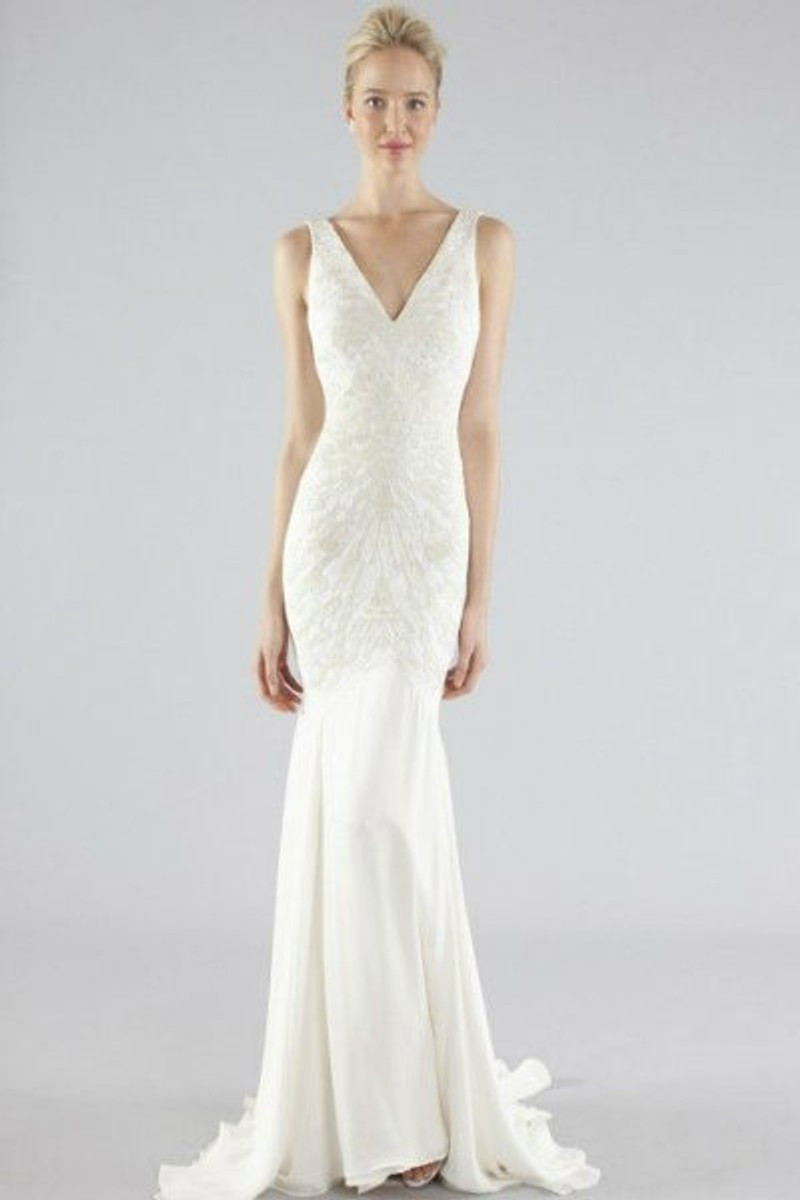 Nicole Miller Wedding Dress - Mary style PS0004 | Blush Bridal