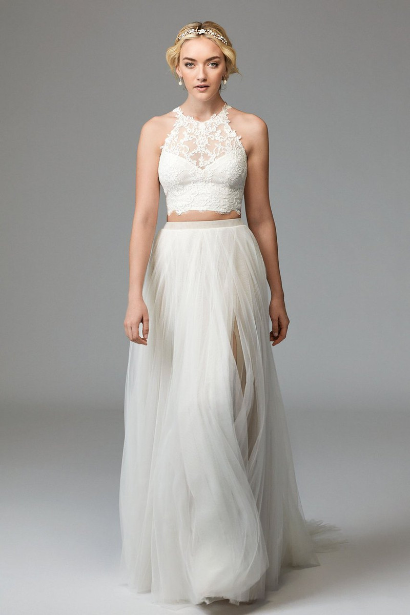 Bridal skirt separates blush bridal willowby wedding annalise skirt junglespirit Gallery