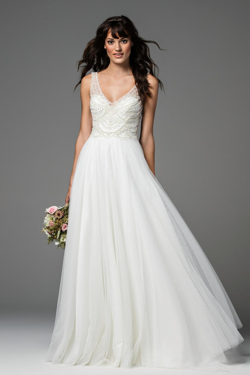 Willowby Wedding Dress Locket Style 58605 | Blush Bridal