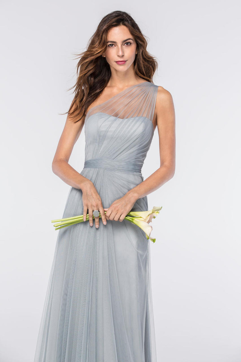 Watters bridesmaids dress admee blush bridal ombrellifo Images