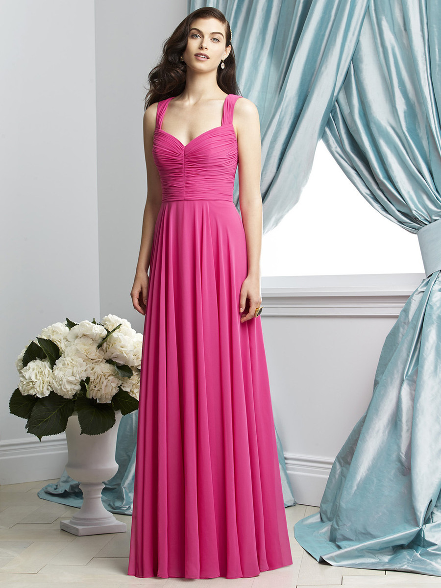 Dessy Collection Bridesmaid Dress Style - 2929 | Blush Bridal