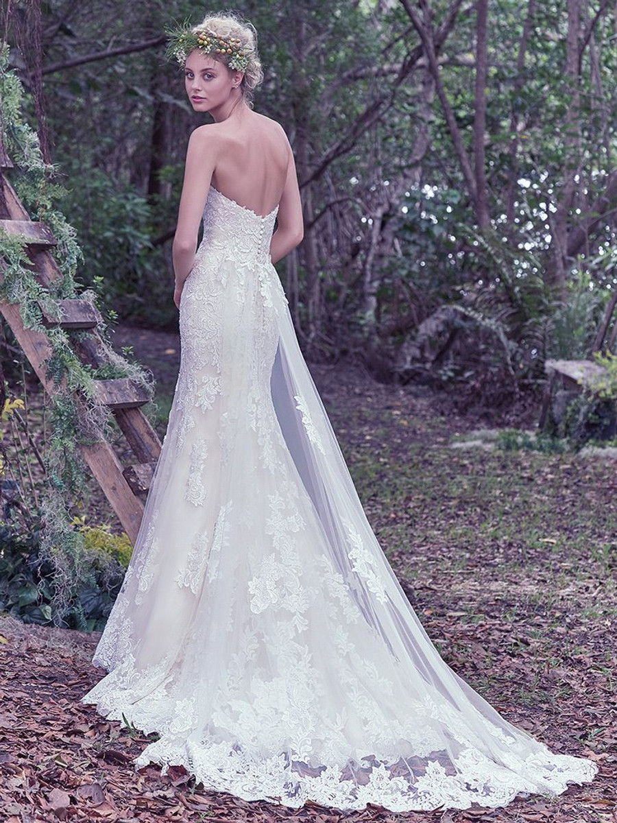 Maggie Sottero Wedding Dress Jennita (6MZ797)