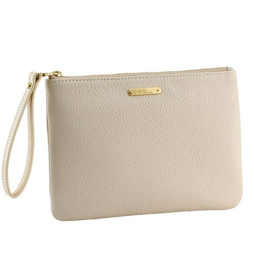 ALL IN ONE WRISTLET- Pebble Grain Leather