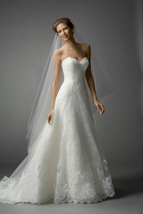 Watters Brides Wedding Dress Farrin