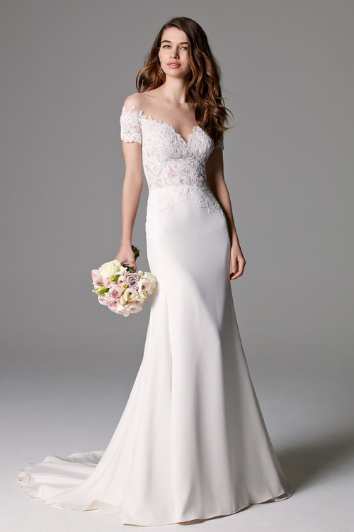 Watters Wedding Dress Seaton (Unlined)