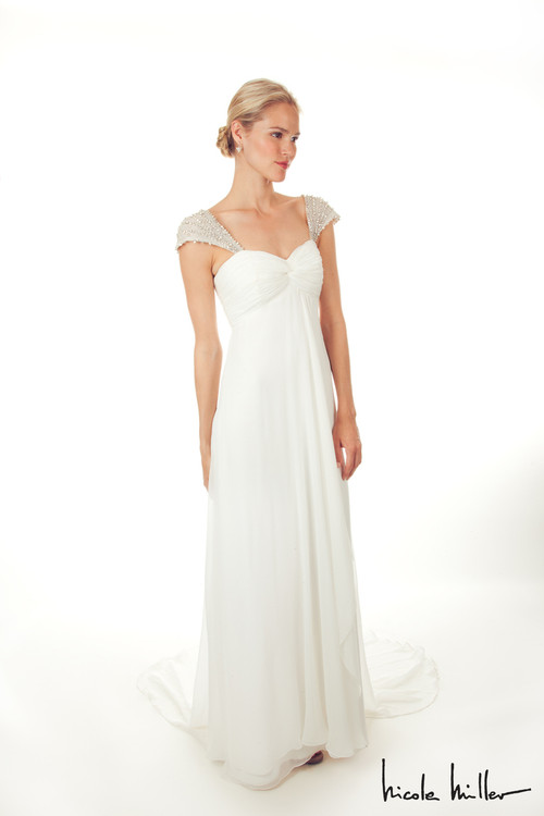 Nicole Miller Wedding Dress Olivia