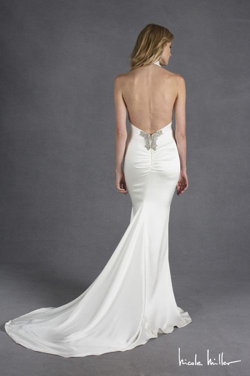 Nicole Miller Wedding Dress Pamela