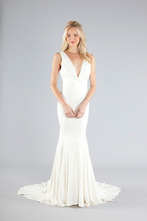 Nicole Miller Wedding Dress Bianca