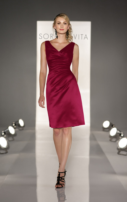 Sorella Vita Bridesmaid Dress 8199