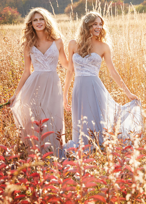 Hayley Paige Occasions Bridesmaid Dress 5604