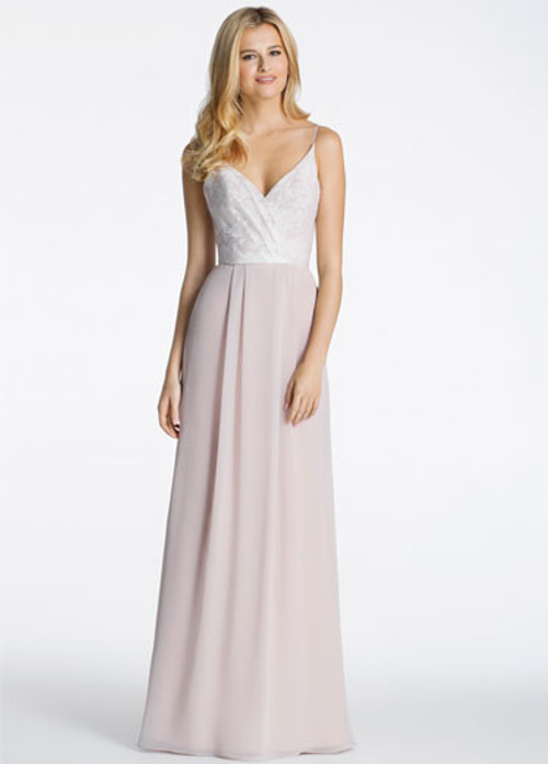 Hayley Paige Occasions Bridesmaid Dress 5605