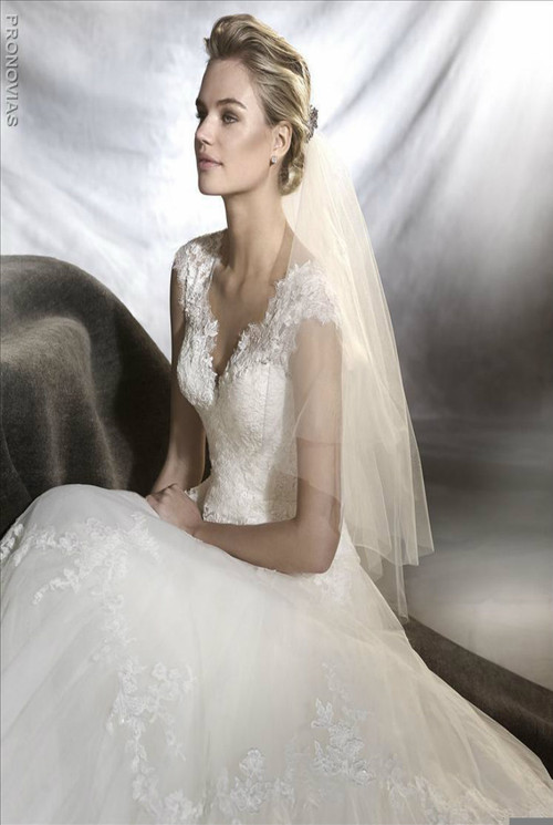 Pronovias Wedding Dress Olam