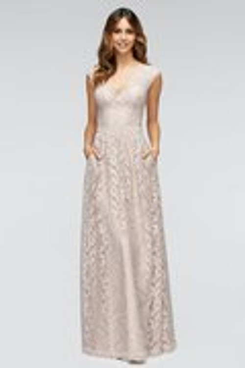 Watters Bridesmaids Dress Acacia Skirt