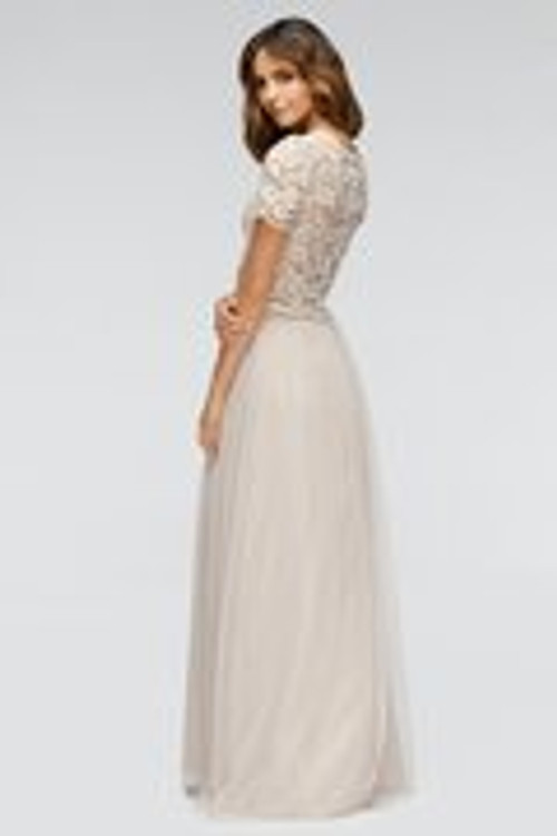 Watters Bridesmaids Dress Lailani Skirt