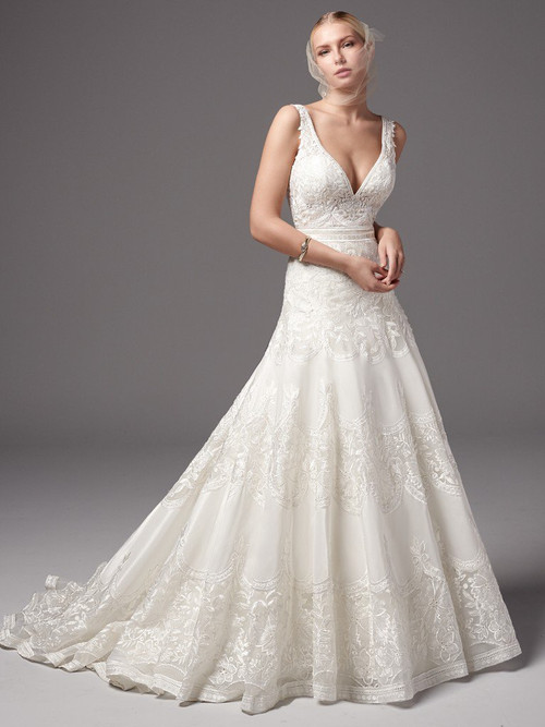 Sottero and Midgley Wedding Dress Nisha