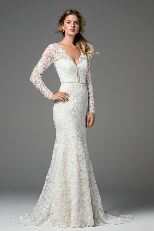 Wtoo Wedding Dress Anastasia