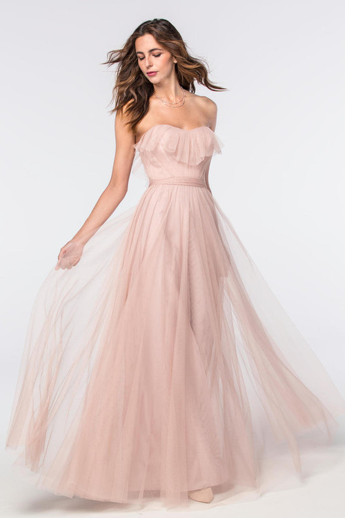Watters Bridesmaids Dress Angelie