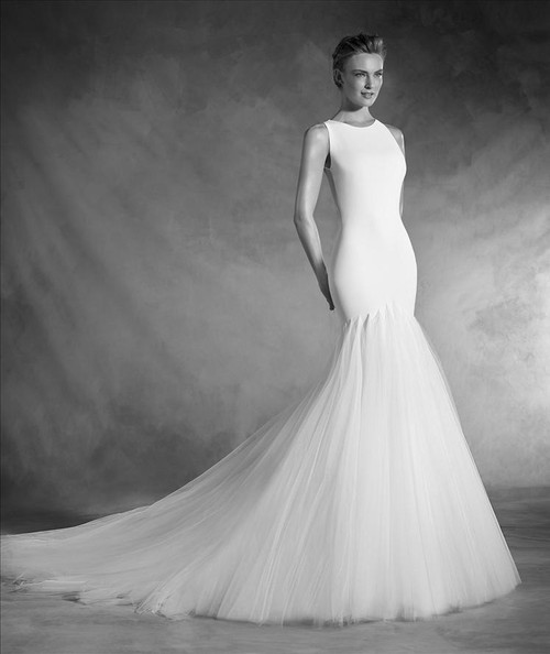 Atelier Pronovias Wedding Dress Nuala